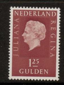 NETHERLANDS SG1079 1969 1g 25 LAKE MNH