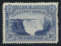 Southern Rhodesia SG 30 SC# 32 MH  see scan and details