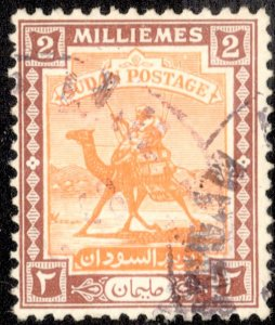 Sudan Scott 80 Used.