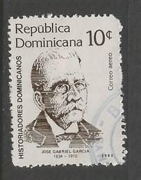 Dominican Republic 886 VFU N576
