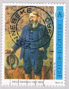Belgium 1602 Used Porlrail of Emile Mayrisch (BP1548)