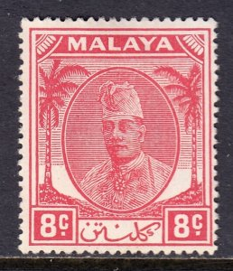 Malaya (Kelantan) - Scott #55 - MH - SCV $4.25