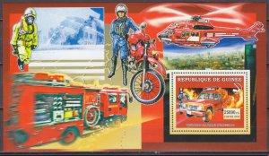 2006 Guinea 4454/B1068 fire trucks in japan 7,00 €