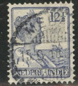 Netherlands Indies  Scott 118 used  from 1912-20 set
