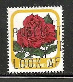 New Zealand stamp used s.c.# 591