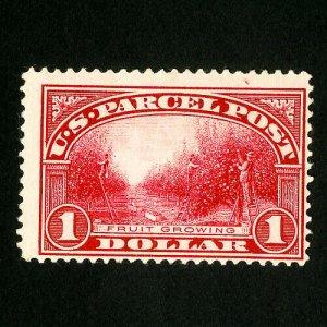 US Stamps # Q12 F+ Fresh top value OG H