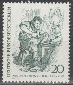 Germany #9N271 MNH  (S7016)