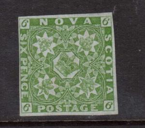 Nova Scotia #4 VF Mint **With Certificate**