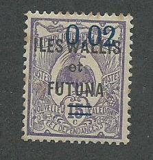 Wallis & Futuna Scott Catalog Number 30 Issued in 1922