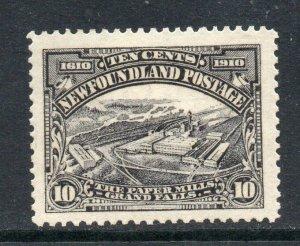 Newfoundland 1911 10c Paper Mills, Grand Falls perf 14 SG 114 mint