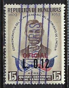 Honduras C348 VFU 470A-1