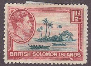 British Solomon Islands 69 Malaita 1939