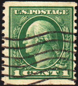 United States Scott 452 Used.