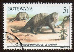 Botswana  Scott  408  Used