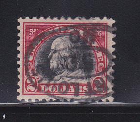 United States 547 U Benjamin Franklin (A)