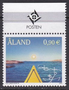 Aland Sc #206 MNH; Mi #209
