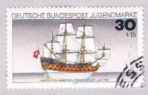 Germany B538 Used Historic Ship (BP1957)