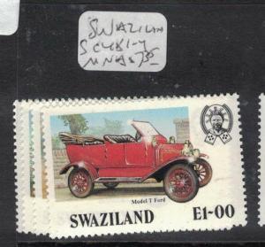 Swaziland SC 481-4 MNH (1dun)
