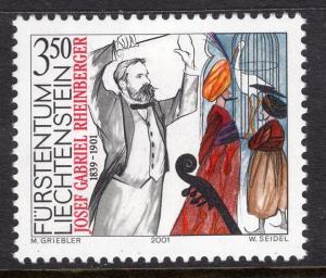 Liechtenstein 1208 MNH VF