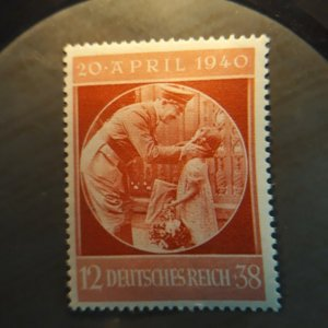 Germany B170 1940 single VH NH