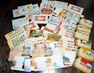 Hong Kong 1998- 2011 cover collection on 500+ FDC...ALL PERFECT HI CV