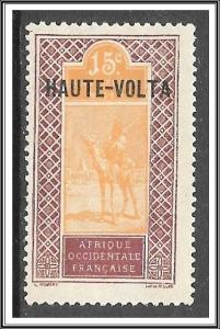 Upper Volta #9 Camel & Rider NG