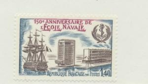 France Scott #1777, Mint Never Hinged MNH, Naval Academy Issue From 1981 - Fr...