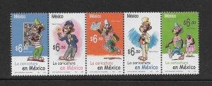 MEXICO #2450  MEMIN PINQUIN-CARACATURE   MNH