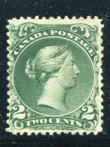 Canada #24  Unused    VF   -  Lakeshore Philatelics