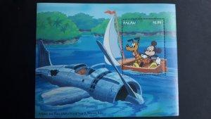 Disney - Palau 1994. ** MNH Block/3