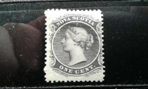 Nova Scotia #8 mint hinged e194.3918