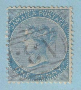 JAMAICA 1 USED - A35 CLARENDON CANCEL - NO FAULTS VERY FINE!
