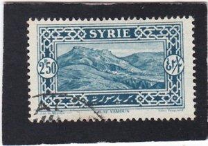 Syria,  #  181     used