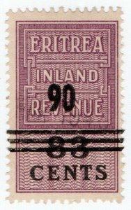 (I.B) BOIC (Eritrea) Revenue : Inland Revenue 90c on 83c OP