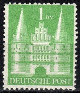 Germany #658  MNH  CV $30.00 (X5563)