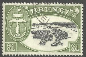 BRUNEI SCOTT 112