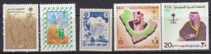 Collection LOT OF  SINGLE STAMP  From SAUDI ARABIA,    All MNH