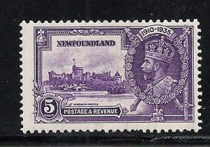 Canada Newfoundland #227 mint Scott cv $2.25