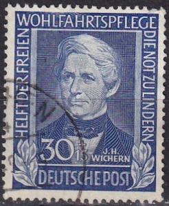 Germany #B313 F-VF Used CV $100.00 (A19610)