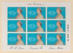 Tristan Da Cunha Scott #277 Stamps - Mint NH Souvenir Sheet