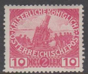 Austria Sc#B5 MH