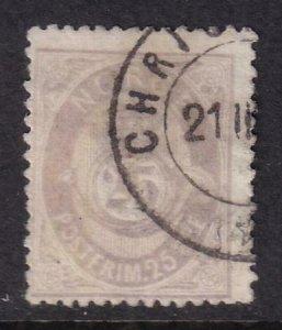 Norway 1877-1878 SC 28 Used