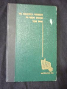 THE PHILATELIC CONGRESS OF GREAT BRITAIN YEAR BOOK EASTBOURNE 1954