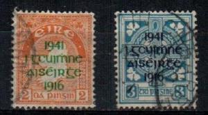 Ireland Scott 118-19 Used (Catalog Value $40.70)