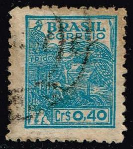 Brazil #661 Agriculture; Used (0.25)