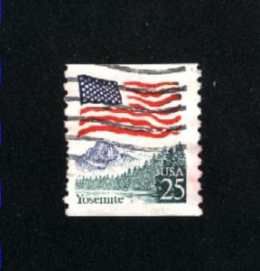 USA #2280  1  used 1987-88 PD .08
