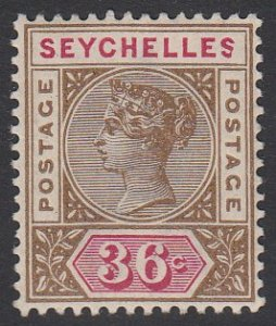 Seychelles 14 MVLH CV $50.00