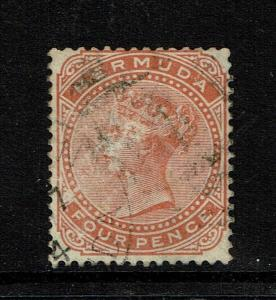 Bermuda SG# 28a, Used - S5145