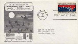 United States, First Day Cover, Pennsylvania