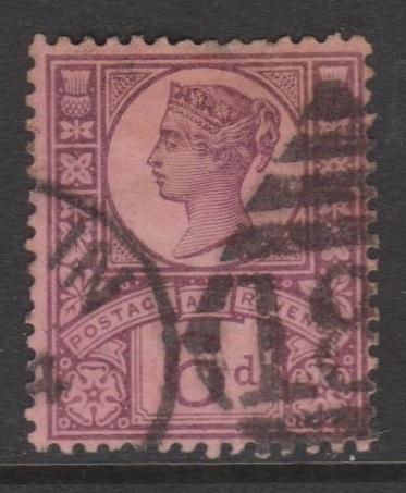Great Britain Sc#119 Used